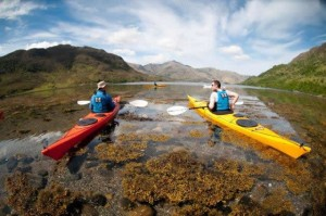 Paddle Loch Nevis
